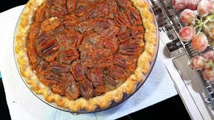 Maple Pecan Pie.