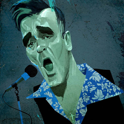 Morrissey: &quot;I survive because the songs are strong, and for no other reason. I have never once relied on a promotional campaign.&quot;