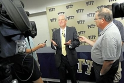 Pitt signs athletic director Pederson to five-year extension