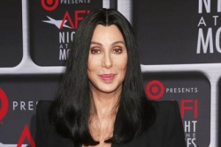 Ticker: Hillary Clinton, Cher, Neil Patrick Harris, Jane Lynch, Simon Cowell, Vivian Campbell