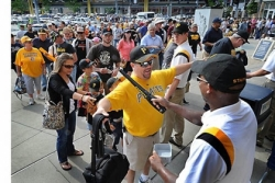 PNC Park stops new security measures to wand Pirates fans