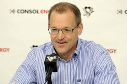 Shero says Bylsma and Fleury will stay with Penguins