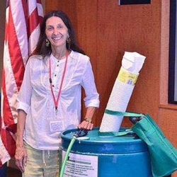 The Rain Barrel Workshop will teach you how to make the world -- and your wallet -- better