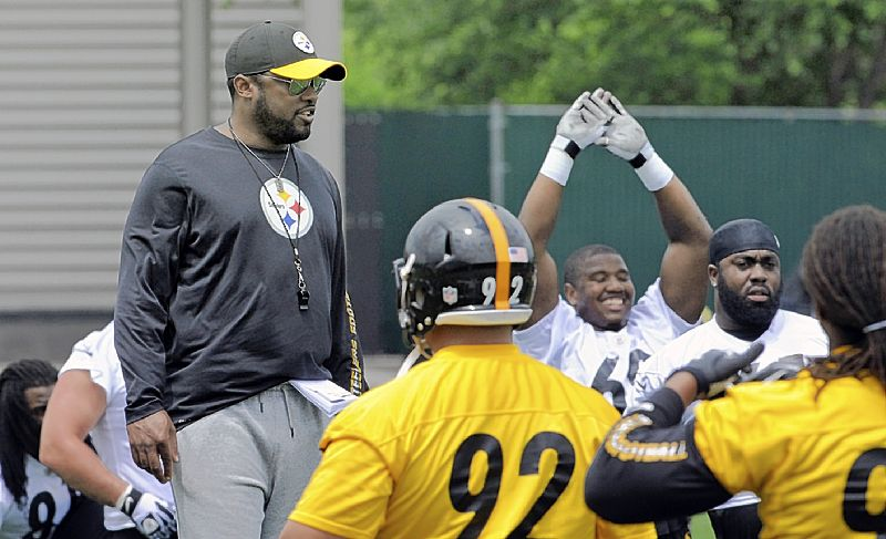 Injuries scarce as Steelers minicamp ends early