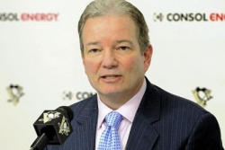 Penguins GM Shero wins NHL general manager of the year
