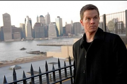 "Mark Wahlberg is up against corruption in ""Broken City."""