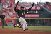 Pirates lose to Reds, 2-1, in 13 innings