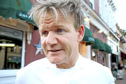 Gordon Ramsay came to Levanti&#039;s restaurant in Beaver in June and taped a show that will appear Feb. 1 on Fox.