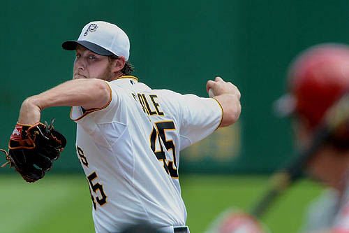 Cook: Inconsistent Cole no longer one of Pirates' best