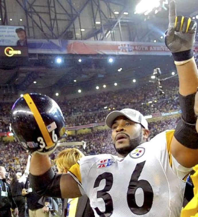 Making a case (again) for Bettis' place in Canton
