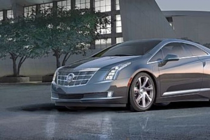 The 2014 Cadillac ELR borrows plug-in Chevrolet Volt technology from its sibling General Motors.