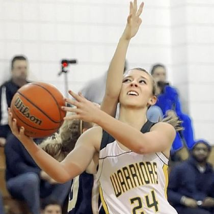 Nicole Hyland and Penn-Trafford will take on Hempfield Friday night.
