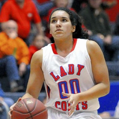 Mariah Wells and Chartiers Valley are 3-0 in Section 4-AAAA after moving up from Section 5-AAA after last season.