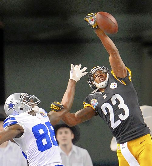 On the Steelers: Lewis wants 'starter money'