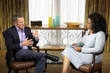 Lance confesses (almost) all to Oprah on Tuesday.