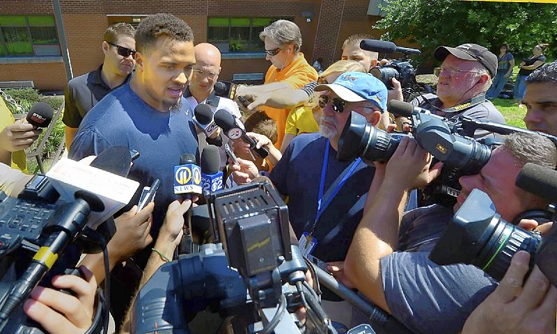 No double talk: Steelers Maurkice Pouncey offers apology, messa…