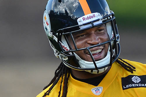 Steelers notebook: Jarvis Jones anxious to put on pads