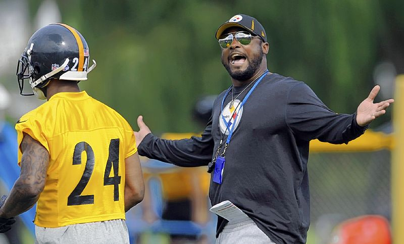 Tomlin: Rookie Bell to run with starters in Steelers' preseason…