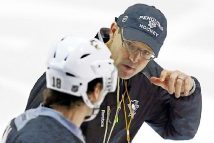 Penguins coach Dan Bylsma planned the team's days off carefully given the condensed schedule due to the lockout.