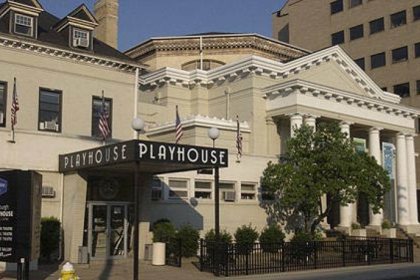 The Point Park College playhouse located on Craft Avenue in West Oakland.