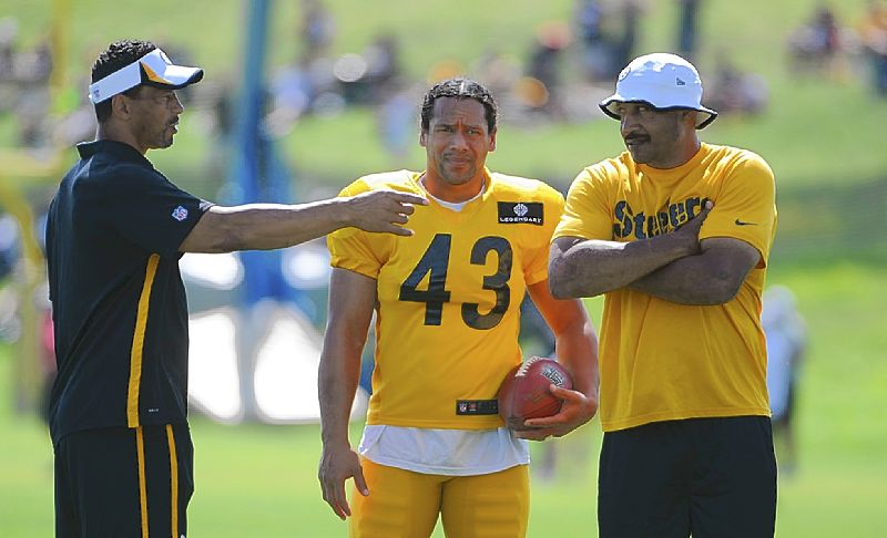 Steeler greats show age is not always a factor