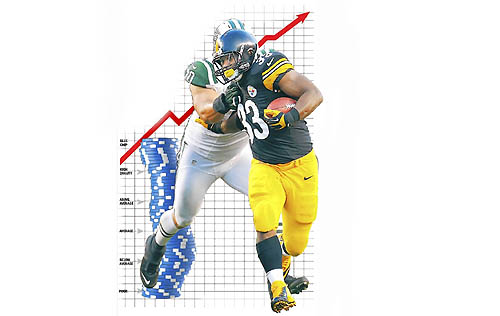 Steelers: Bustin' off the (same old) charts