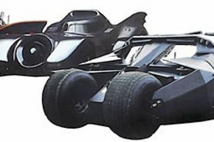 This weekend's World of Wheels will feature various versions of the Batmobile.