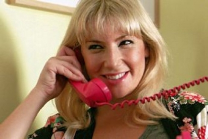 "Ari Graynor stars as Katie in ""For A Good Time, Call..."""