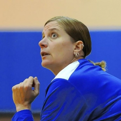 Hampton coach Mary Bukovac has her team undefeated in Section 1-AAA.