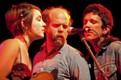 "Cheyenne Mize, Bonnie ""Prince"" Billy and Emmett Kelly will perform together Saturday night at Carnegie Lecture Hall."