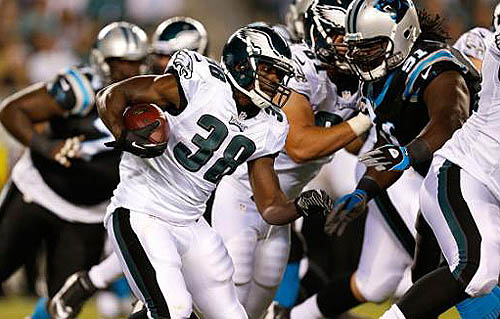 After injuries, Steelers trade for Eagles running back Felix Jo…
