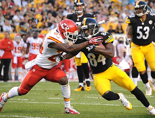 Steelers notebook: Finally, first-team offense breaks through
