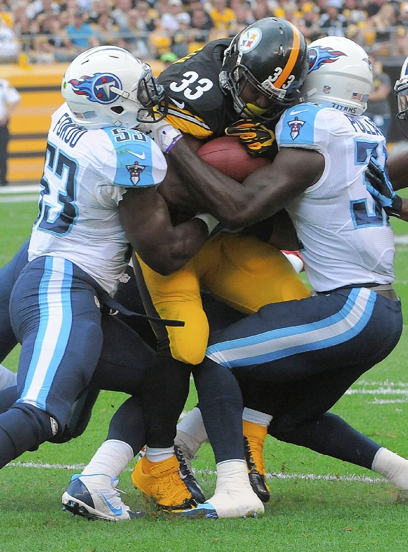 Steelers running attack in need of repair