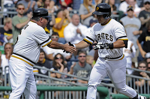 Ron Cook: Pirates catcher Sanchez has big league attitude