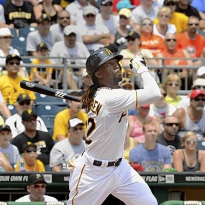 Pirates outfielder and Dapper Dan Sportsman of the Year Andrew McCutchen has fast become a fixture of the Pittsburgh sports scene.