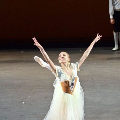 Sophie Sea Silnicki, a Pittsburgh Ballet Theatre School pre-professional division student, will compete at the regional Youth America Grand Prix in March in Indianapolis.