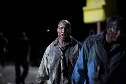 "On the Feb. 10 episode of AMC's ""The Walking Dead,"" former Steelers receiver Hines Ward's career takes a more gruesome turn, as a zombie."