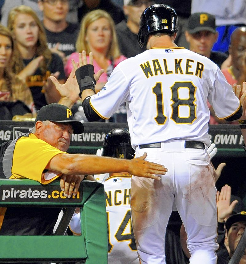 Ron Cook: Pirates' Walker gets intentional pass locally