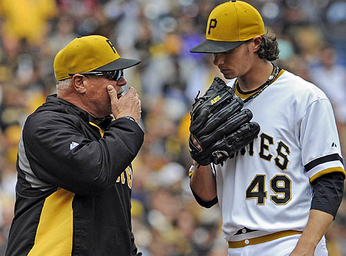 Ron Cook: Looking ahead after a bad day for Pirates and Locke