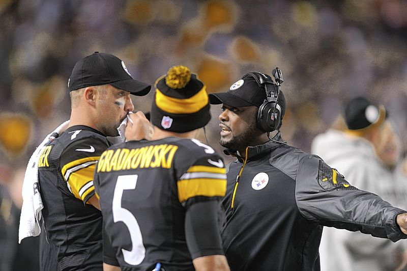 Tomlin: Steelers healthy for London trip
