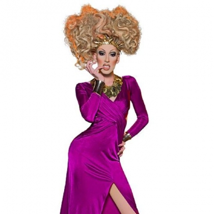 Justin Honard, aka Alaska, will compete on season 5 of RuPaul's 'Drag Race.'