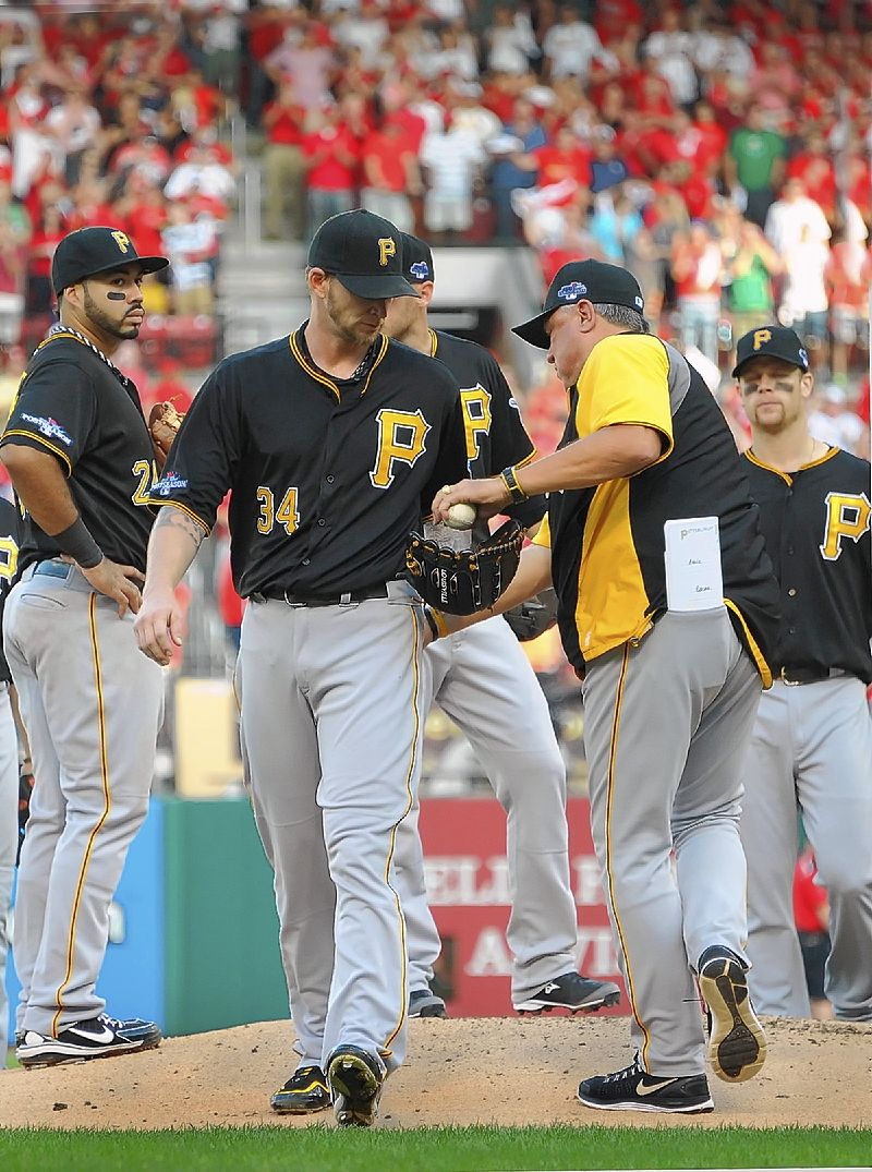Ron Cook: Burnett falters again in big spot