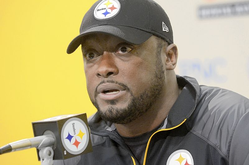 Tomlin shifts lineup in wake of Steelers' 0-4 start
