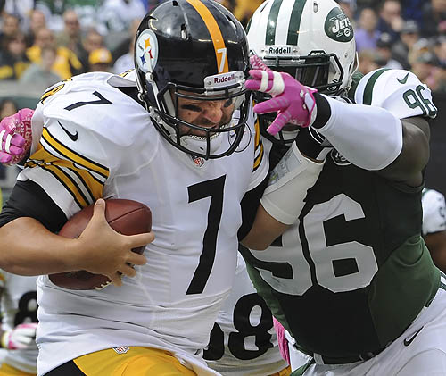 Steelers defeat Jets, 19-6
