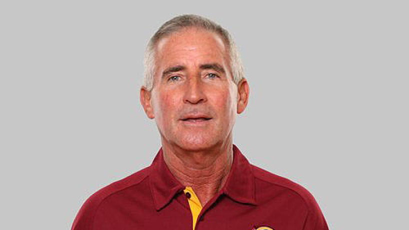 Redskins special teams coordinator Danny Smith to ac