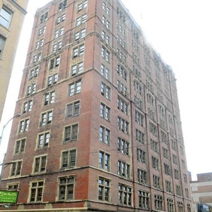 The 13-story John P. Robin Civic Building, 200 Ross St., is a frequent stop for the public because it houses city, URA and housing authority offices. A Philadelphia developer wants to convert the building into apartments and retail space.