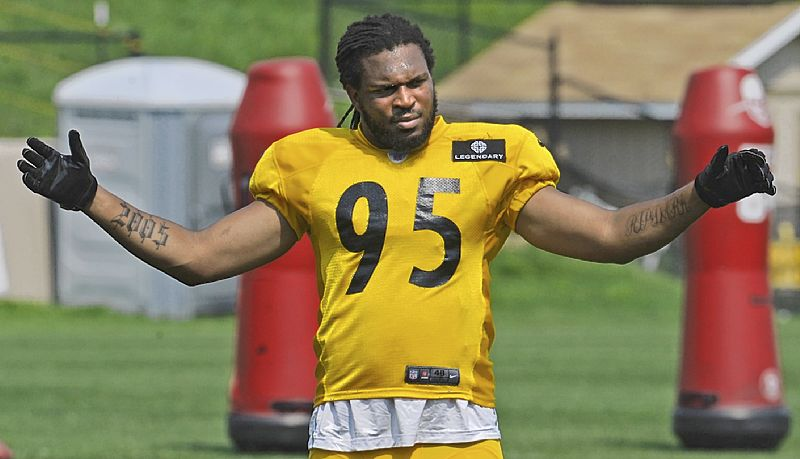 Jarvis Jones questionable for Steelers on Sunday