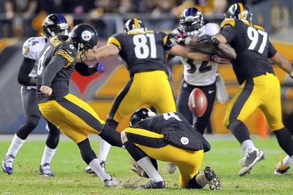 Steelers Report Card: Steelers vs. Baltimore Ravens: