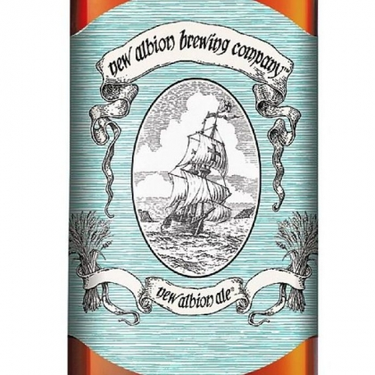 New Albion Ale, brought back after 36 years by the Boston Brewing Co.
