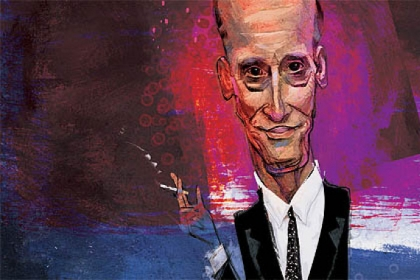 "John Waters: ""This Filthy World"" is ""about everything people think about every day."""